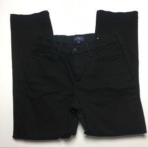 NYDJ black Skinny Jeans